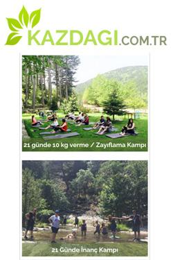 Kazdağı Turizm Sağlık