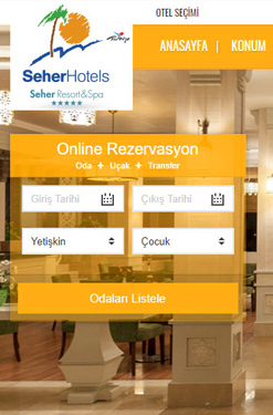 Seher Hotels